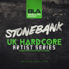 Beatlab Audio - Artist Series - Stonebank UK Hardcore (Sample Pack)