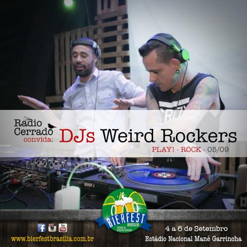 BierFest Brasília 2015 - Mixtape por Weird Rockers