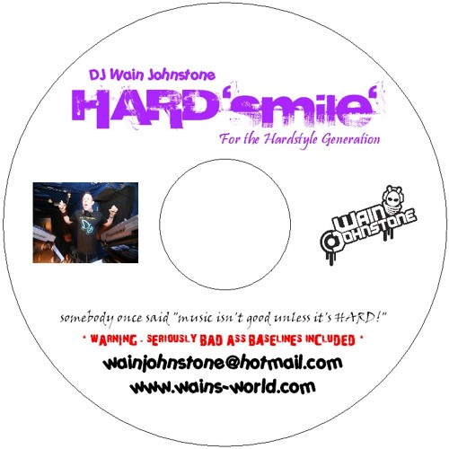 Hardsmile - Wain Johnstone