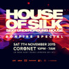 House of Silk (Part 11) - Promo Mix By DJ  S - Bonfire Special - Sat 7th Nov @ Coronet London SE1