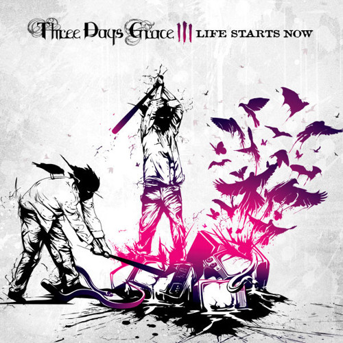 Three Days Grace - Life Starts Now [Hip-Hop Instrumental Remix]