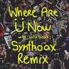Jack Ü - Where Are Ü Now (feat. Justin Bieber) (Synthoax Remix) Portada del disco
