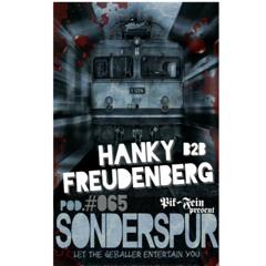 HANKY & FREUDENBERG @ SONDERSPUR ⎮ POD.#065 - FRANKFURT ⎮ 05.09.15