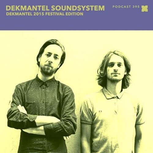 Dekmantel Soundsystem XLR8R Podcast #395