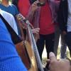 refugee song, budapest, 2015 sept 4