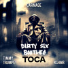 Carnage & Timmy Trumpet vs KSHMR - Toca (DIRTY SIX BOOTLEG) [FREE DOWNLOAD]