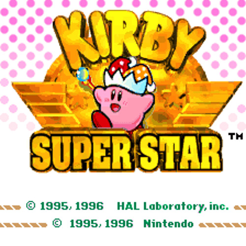 Whirly Whirl World [Kirby Super Star Soundfont]