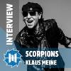 Interview with Scorpions lead vocalist Klaus Meine