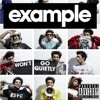 Example - Won´t Go Quietly (GODILEZ CUT MIX)