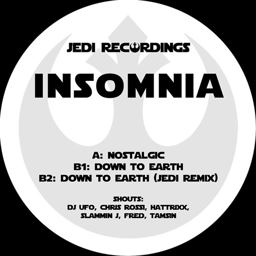 Insomnia - Down To Earth (128k Preview Clip)