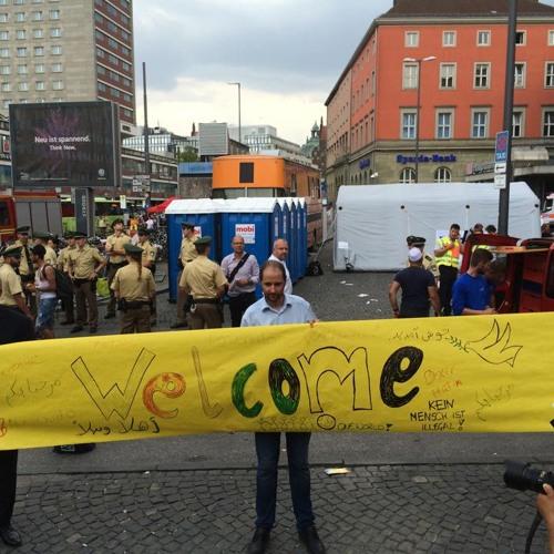 Interview So hilft München den Flüchtlingen