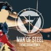 Man Of Steel Theme drum remix