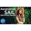 poster of Awolnation Sail Joe Kinni Deep Remix song