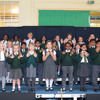 St Patrick's Primary School Choir Rehearsal For UN Conference