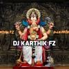 DANDAALAYYA ' GANESH SONG ' 2015 EXCLUSIVE MIX BY DJ KARTHIK FZ