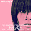 Nakadia exclusive set from Stockholm - Watch the full video session at Pocketbeat.com