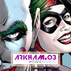 Arkham 03 By David Manso