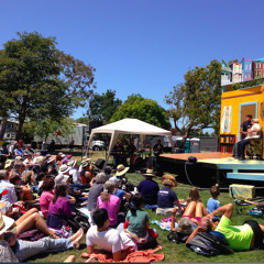For the San Francisco Mime Troupe, the show goes on (KALW 91.7 FM, Aug 6, 2015)