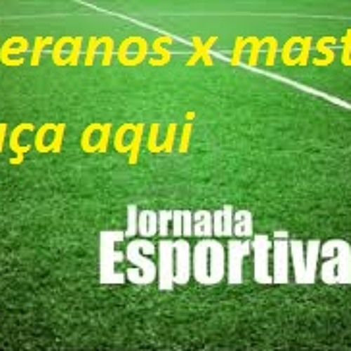 JORNADA ESPORTIVA VETERANOS X MASTER
