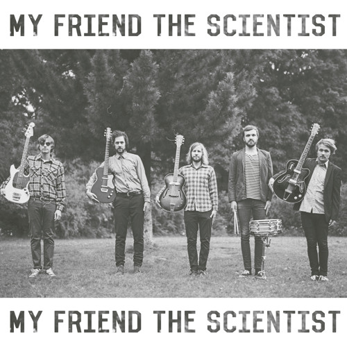DRÅPE - My Friend The Scientist