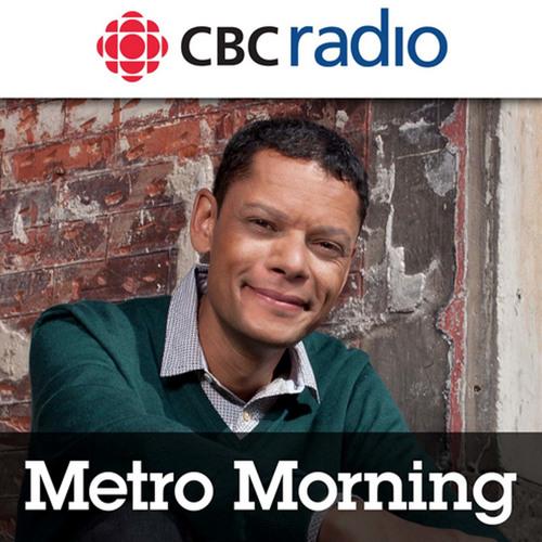 JJ Hunt on Metro Morning - August 27th, 2015
