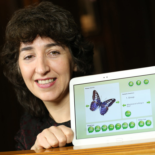 Social Business: Apps helping thousands of brain injured people to communcate