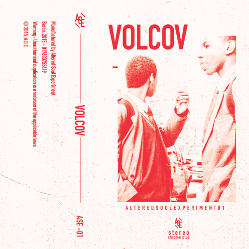 ASE01-CASS Mixed by Volcov / Preview