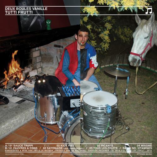 Tutti Frutti -- 3 tracks preview