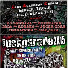 iGoA - live at FuckParade 2015 (5.9.2015)