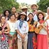 Veracruz, Caña, Exilio Y Fandango. Portada del disco