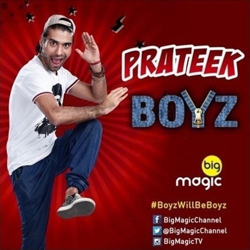 Nikhil Mehta singing for BigMagic Boyz Radio Promotional