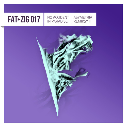 FAT-zig 017 - No Accident In Paradise - Asymetria Remiksy II
