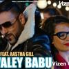 Badshah FT Aastha Gill - Dj Wale Babu (Vizen Carter Mix)