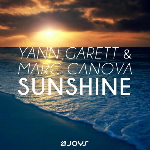 Yann GARETT & Marc CANOVA - Sunshine [OUT NOW]