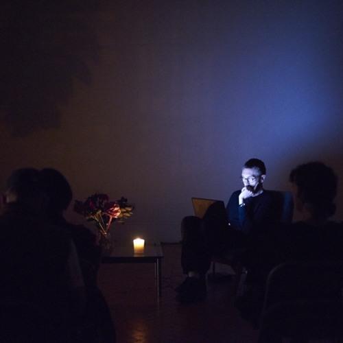 David Raymond Conroy Performative Talk, 2014