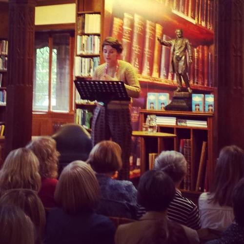Jessie Burton, Author Of The Miniaturist - Gladfest 2015