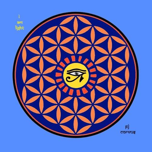"PJ Corvus "" i AM light"" (2015) full-length album"