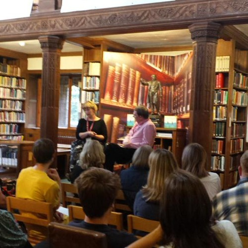 Peter Francis in Conversation with Sarah Perry - Gladfest 2015