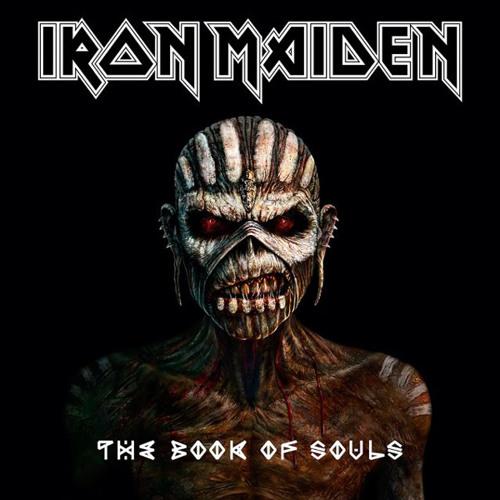 Baixar Iron Maiden - The Book Of Souls 5 set 2015