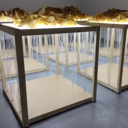 Galerie Kostka: If only there were a place (...)(Mark von Rosenstiel)