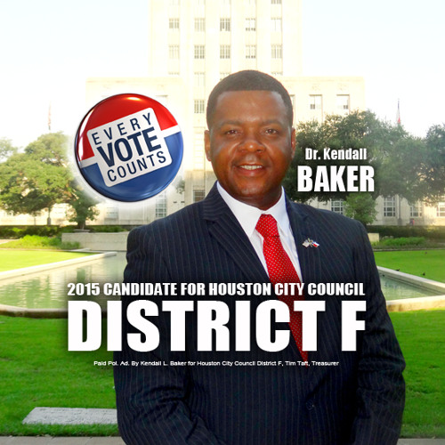 "Dr. Kendall Baker Says Houstonians Should Vote ""NO"" on Prop#1"