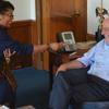 AURN Exclusive With Sen. Bernie Sanders