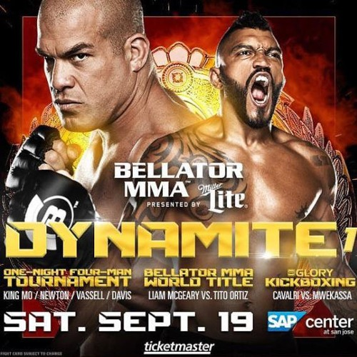 An unmistakable voice gets added to 'Bellator: Dynamite 1'