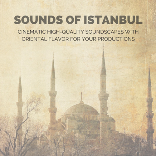 Sounds Of Istanbul - Audio Preview [SFX library]