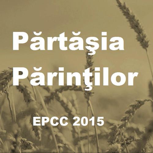 EPCC15 Msg3 -  Să vedem nevoia copiilor de răscumpărare, să vedem sursa răutății ...