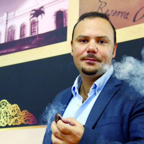 MASTER BLENDERS: Nestor Plasencia of Plasencia Cigars