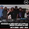"Noodles b2b Mike ""Ruff Cut"" Lloyd b2b Jeremy Sylvester b2b Dan DnR – GetDarkerTV 284"