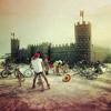 Alastair @ Burning Man 2015 - Celtic Chaos