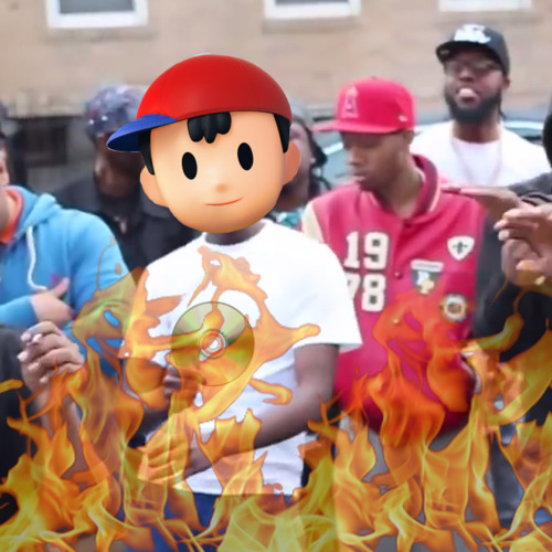 PK Fire Mixtape - Ness Feat  Shulk And Captain Falcon by