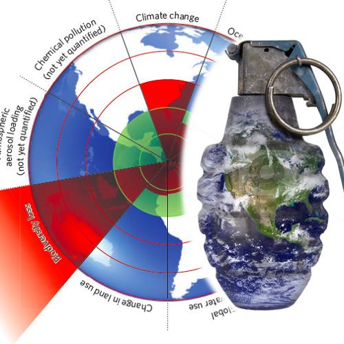 Already In Abrupt Climate Shift?